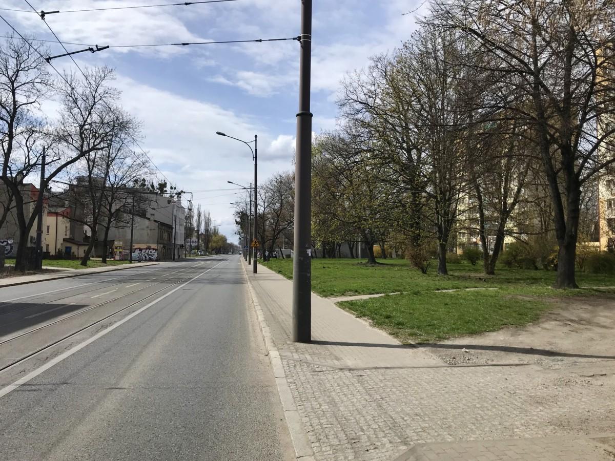 Łódź Bałuty Bolesława Limanowskiego