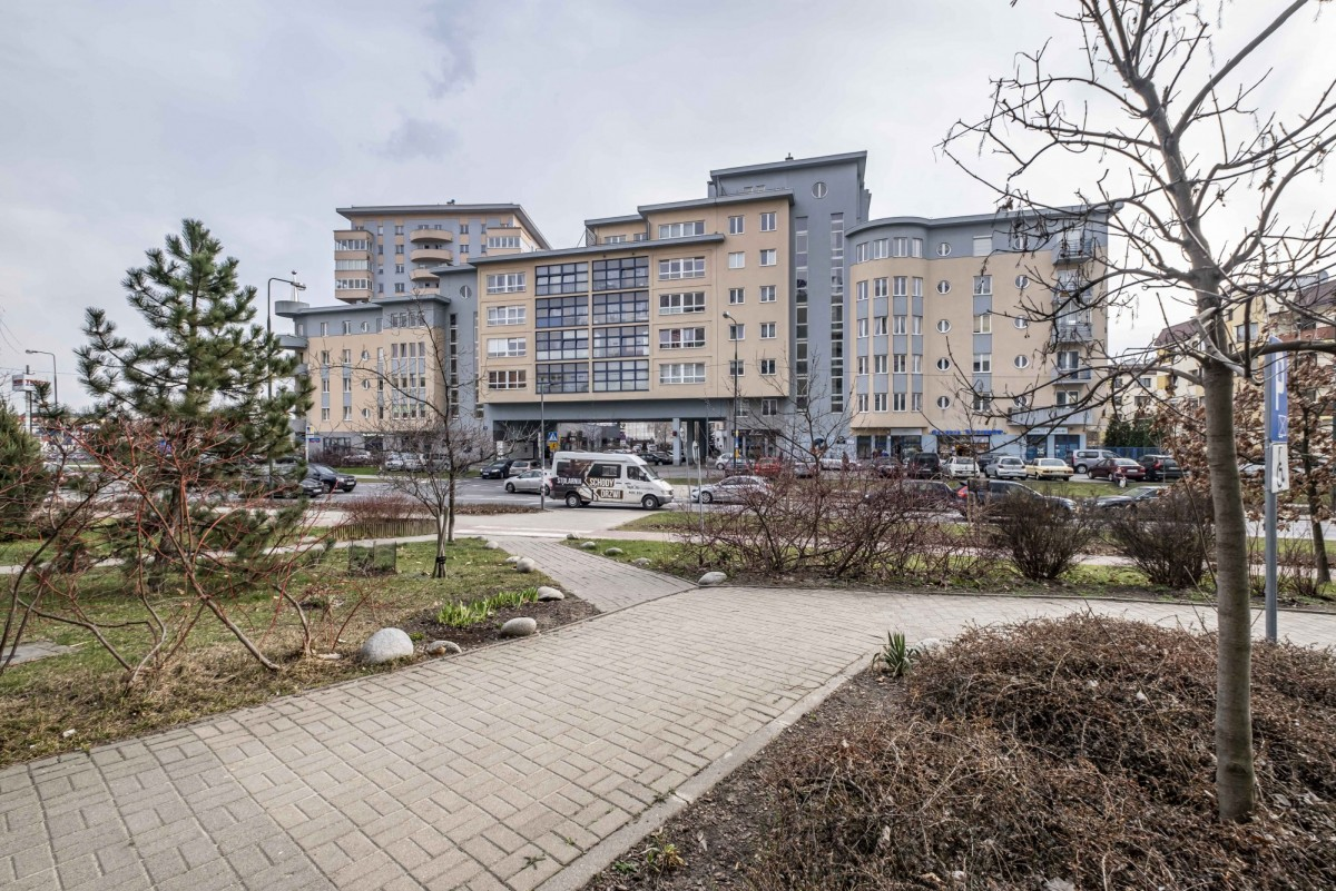 Warszawa Wąwozowa Ursynów Kabaty