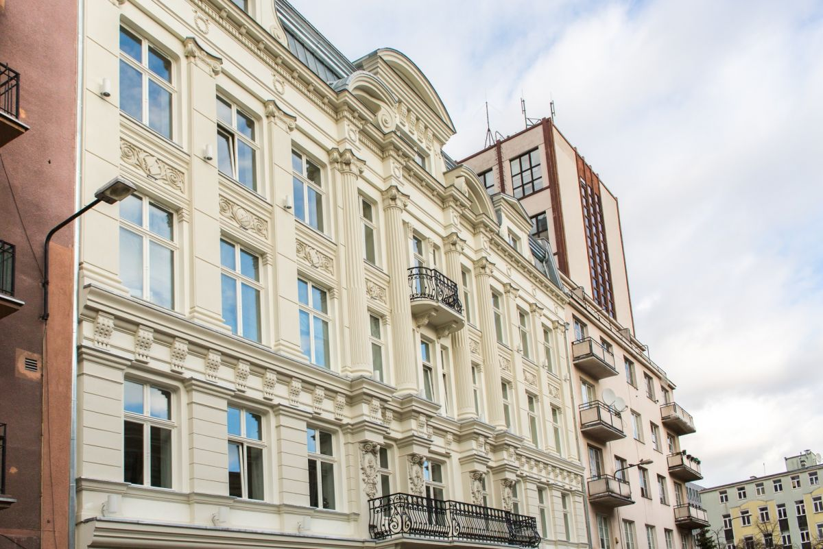 Warszawa św. Barbary Śródmieście