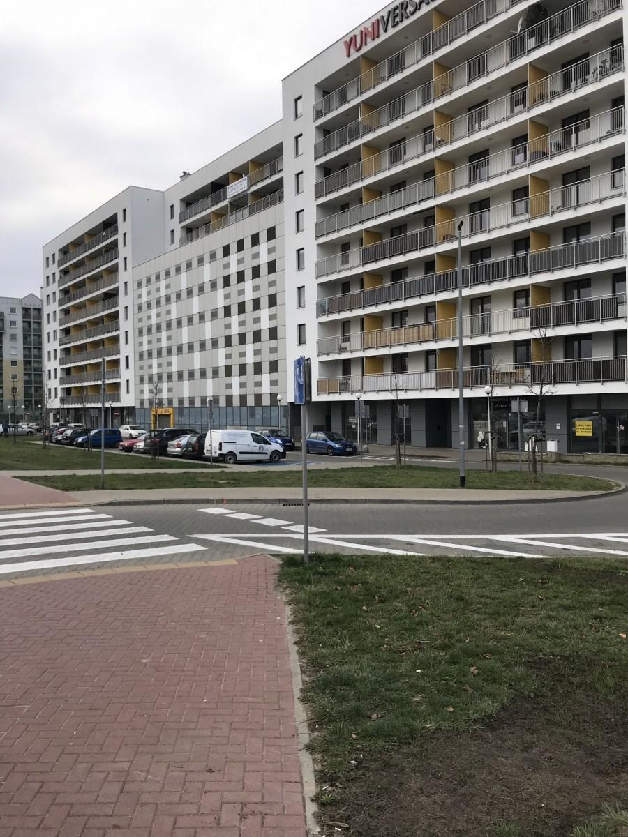 Warszawa Aluzyjna Białołęka