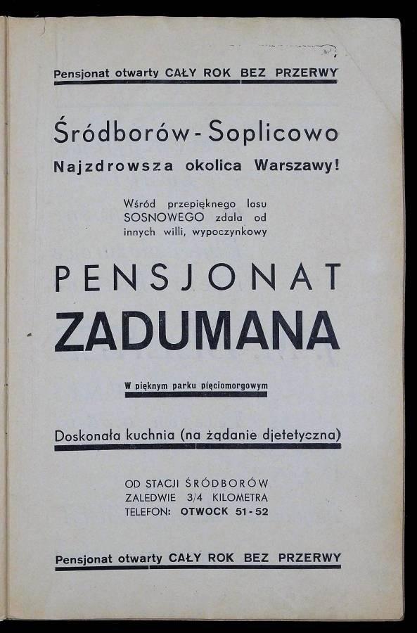 Otwock Bernardyńska