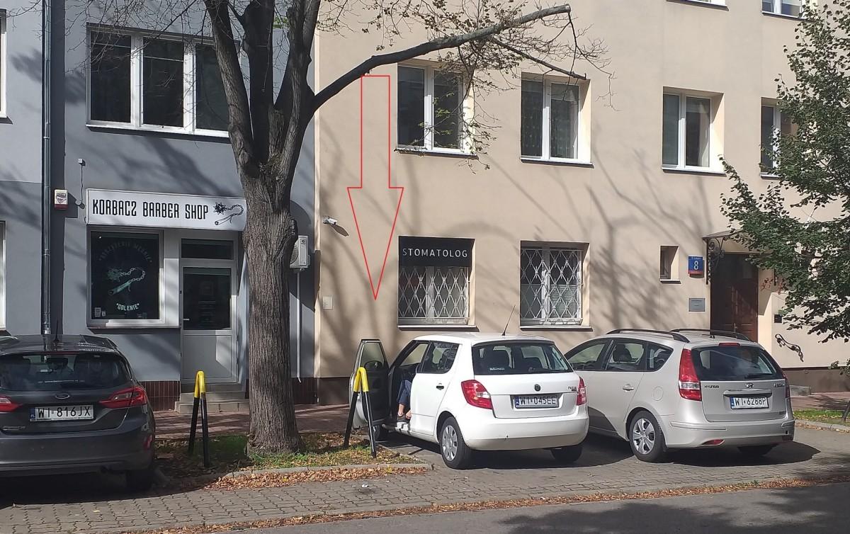 Warszawa Adama Asnyka Ochota Filtry