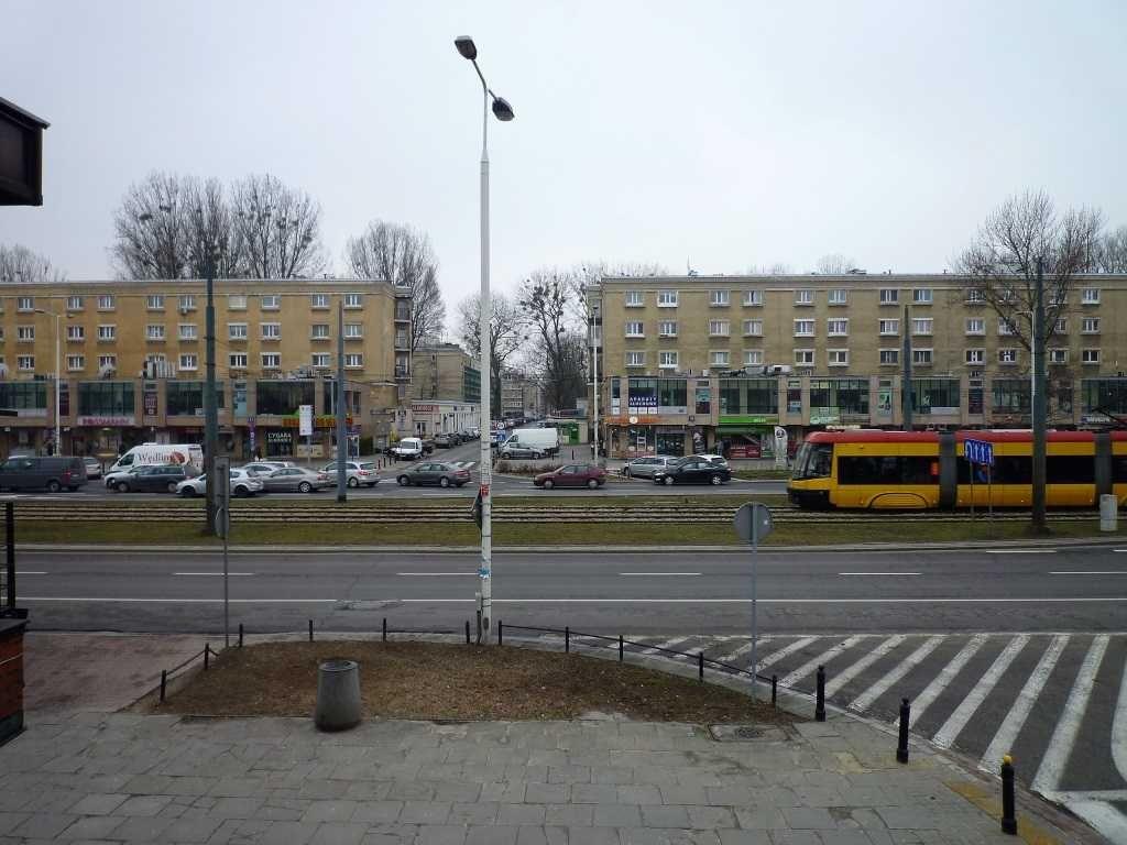 Warszawa Śródmieście Aleja Jana Pawła II