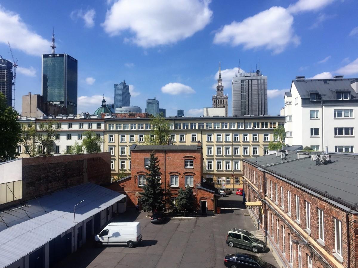 Warszawa Hoża Śródmieście