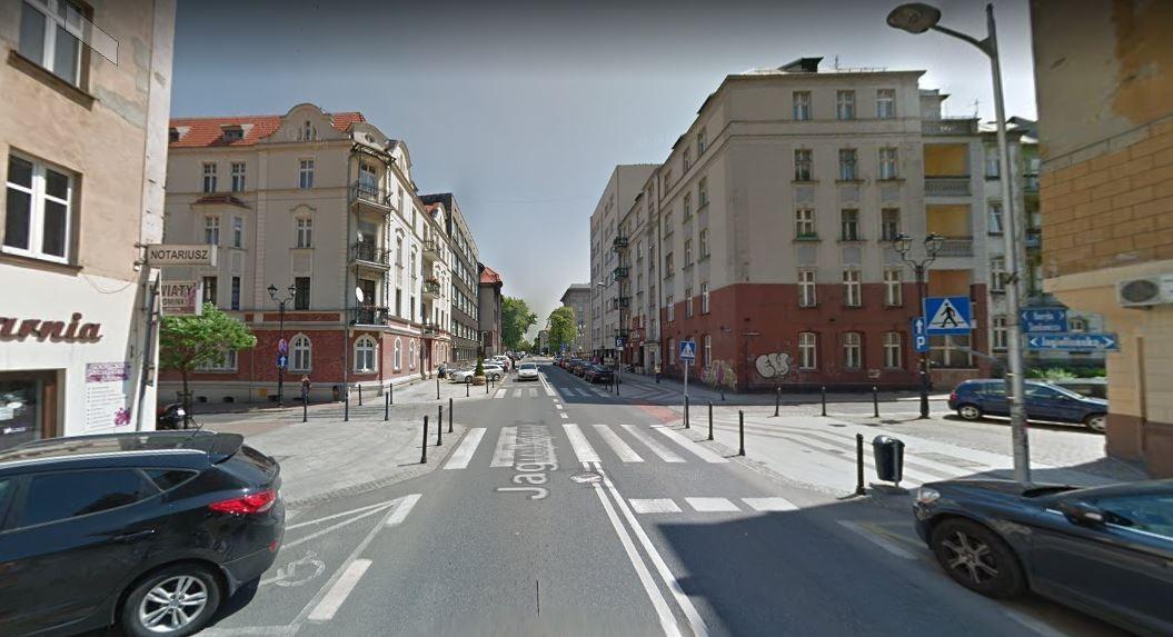 Katowice Jagiellońska Śródmieście