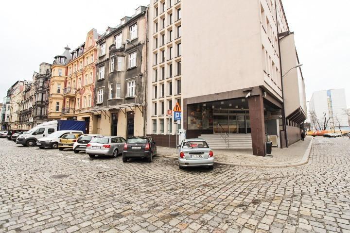 Katowice Teatralna Śródmieście