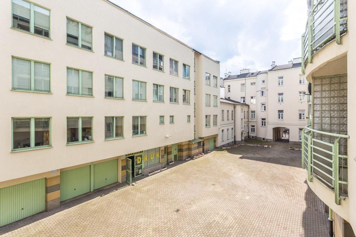 Warszawa Sienna Wola