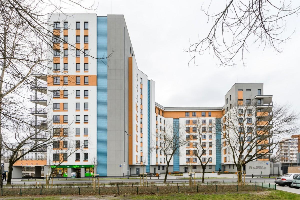 Warszawa Śródziemnomorska Mokotów Stegny