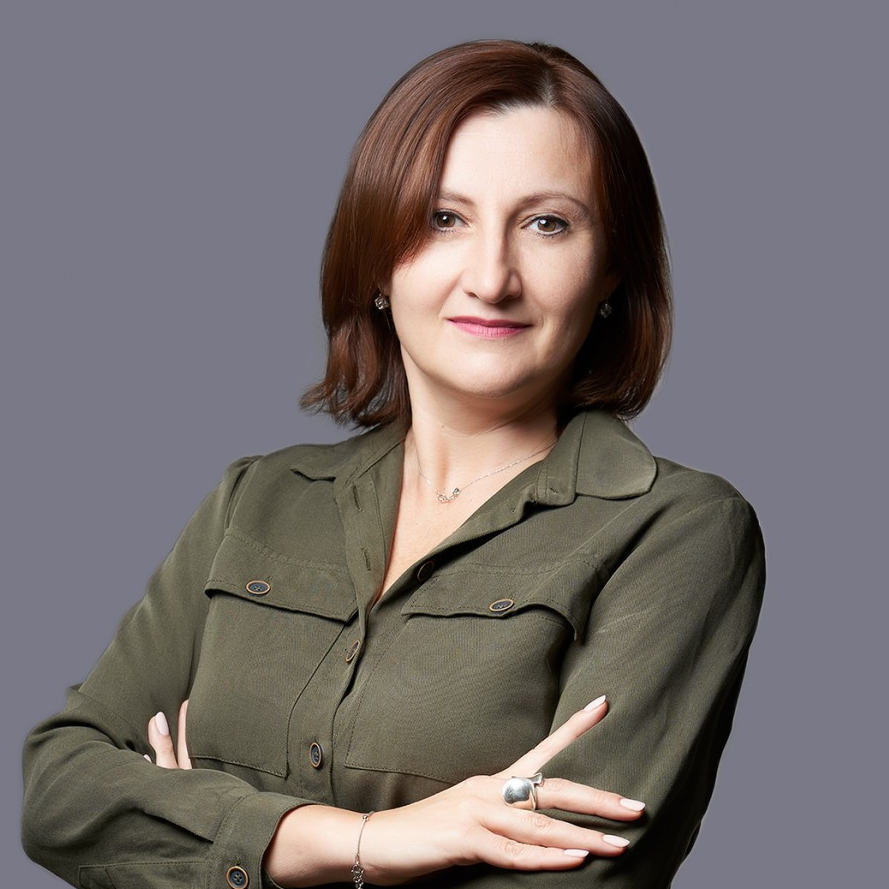 Tetiana Hriaznova