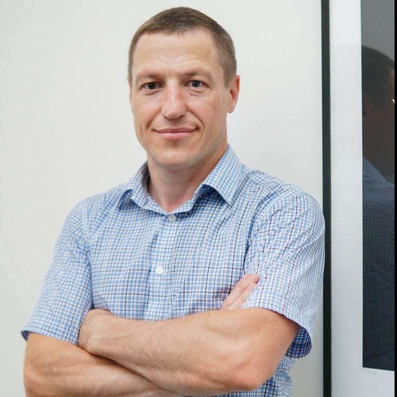 Volodymyr Tymchenko